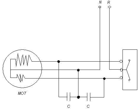 Schema elettrico faac