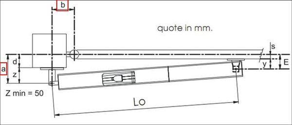 Schema Elettrico Nice Mca2 : Schema elettrico cancello a battente faac ss pm ctr